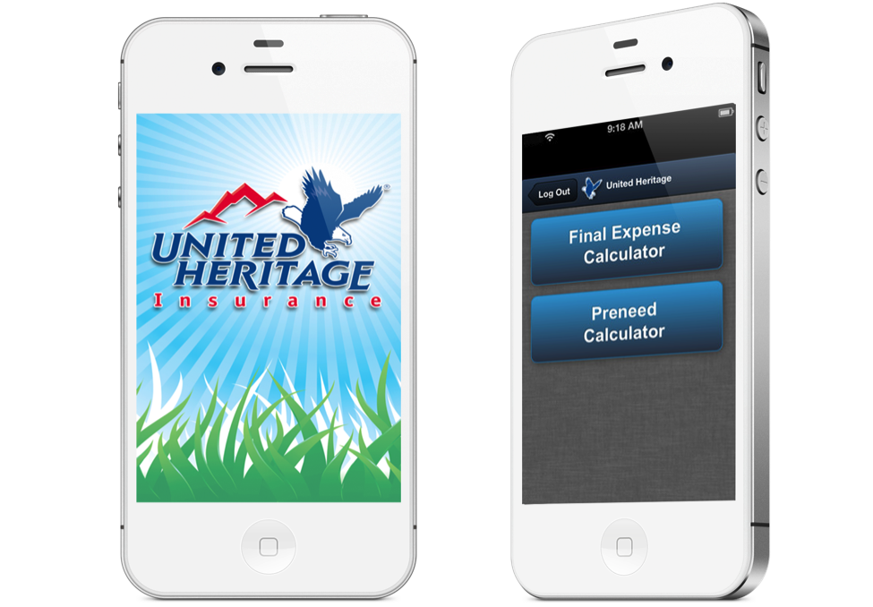 Sencha Touch Spotlight, United Heritage Life Insurance Company